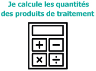 Calculer dosage produit traitement piscine